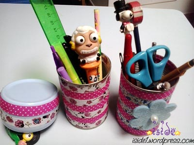 Decorare con i Washi Tape - Washi Tape creations (1/3)