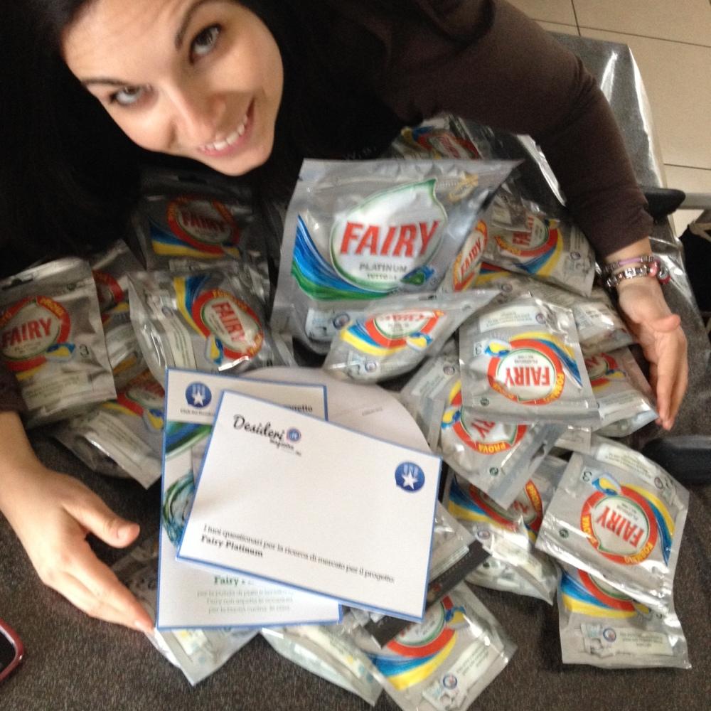 Ambasciatrice Fairy Platinum! - Fairy Platinum ambassador (1/3)